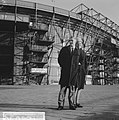 Stadions, voetbal, Bild, Harry, Bestanddeelnr 918-4050.jpg