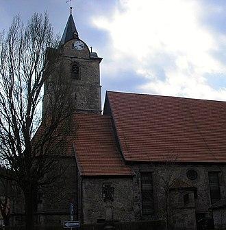 Themar - St Bartholomew's Church