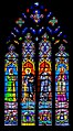 Stained-glass windows of the St Gerald abbey church of Aurillac 06.jpg