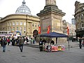 Stalls, Earl Grey Monument - geograph.org.uk - 1199091.jpg