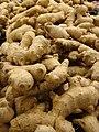 Starr-070730-7819-Zingiber officinale-root-Foodland Pukalani-Maui (24772511002).jpg