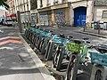 Station Vélib' Place Fraternité Montreuil Seine St Denis 4.jpg
