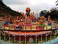 Statues at Talupulamma Lova Temple 01.jpg