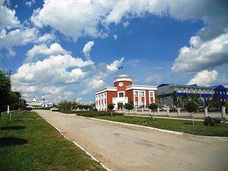Avdarma Place in Gagauzia, Moldova