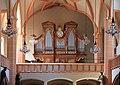 Steinakirchen am Forst - Kirche, Orgel.JPG