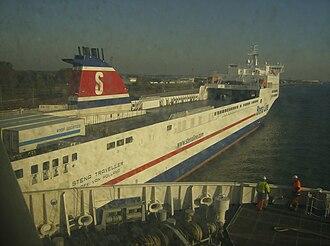 Stena Line - Image: Stena Traveller
