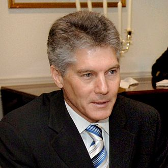 Stephen Smith (Australian politician) - Image: Stephen Smith 2008