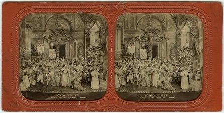 Stereokort, Romeo et Juliette 5, acte IV, scène I - SMV - S118a.tif