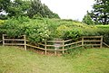 Stile by the A227, Ightham Rd - geograph.org.uk - 1363726.jpg