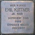 Stolperstein Karlsruhe Kuttner Emil.jpeg