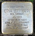 Stolperstein Kleve Hagsche Straße 9-11 Erna Leffmann.jpg