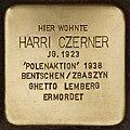 Stolperstein für Harri Czerner (Cottbus).jpg