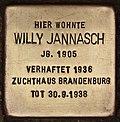 Stolperstein für Willy Janasch (Cottbus).jpg