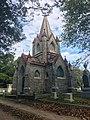 Stonington Cemetery Connecticut Billings Mausoleum.jpg