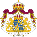 Coat of arms of Sweden.