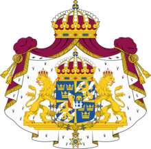 The Coat of Arms of Sweden
