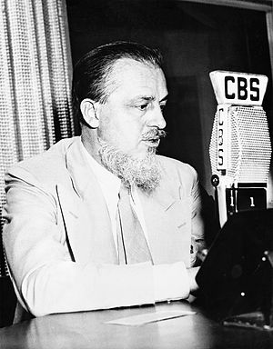 Rex Stout - Rex Stout on Our Secret Weapon (December 1942)