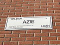 Straatnaambord 'Aziëlaan'.jpg