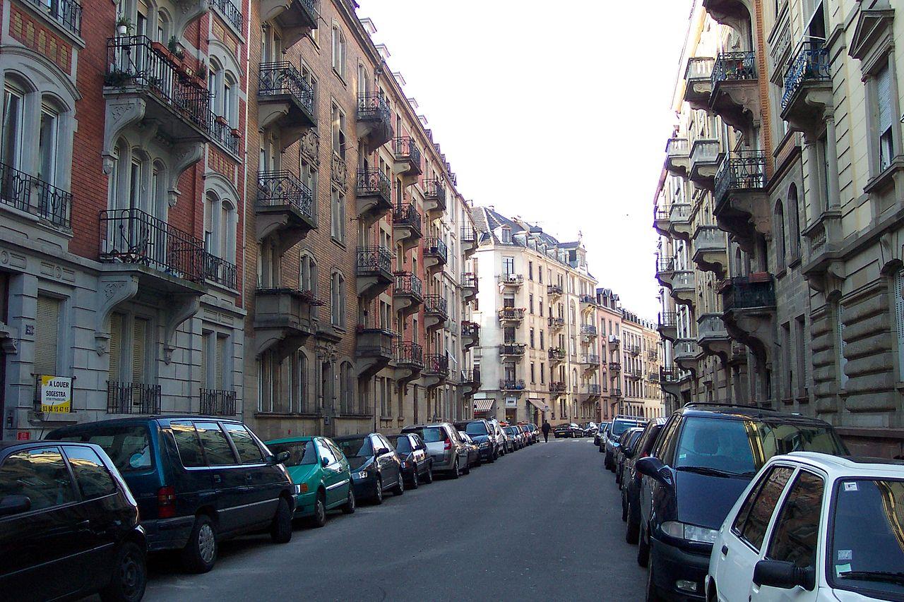Fichier strasbourg rue wikip dia for Rue du miroir strasbourg