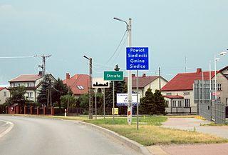 Strzała, Masovian Voivodeship Village in Masovian, Poland