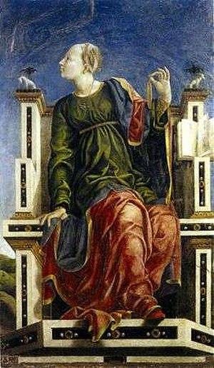 Studiolo of the Palazzo Belfiore