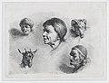 Study of Five Heads MET DP874436.jpg