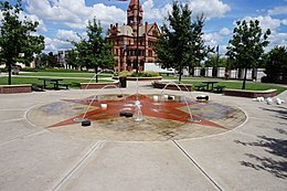 Sulphur Springs September 2015 1 (Courthouse Square).jpg