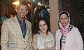 Suman Pokhrel, Tarannum Riaz and (31650416668).jpg