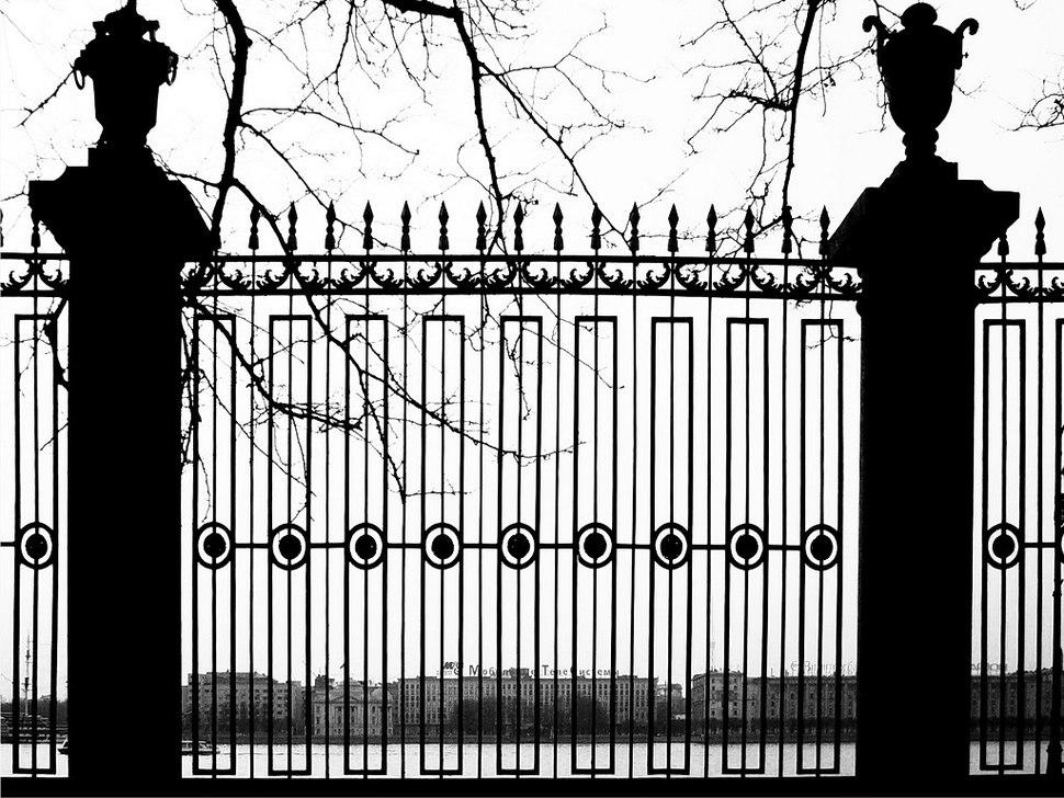 Summer Garden grille