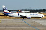 SunExpress, TC-SOE, Boeing 737-8HC (29454415327).jpg