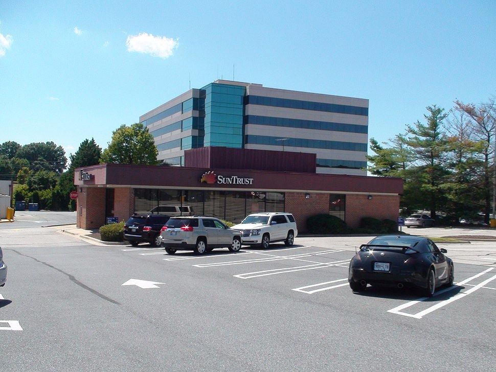 SunTrust Bank, Gaithersburg, Maryland, August 25, 2015