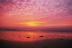 Sunset at Cardiff-by-the-sea, San Diego.jpg