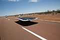 Sunswift IV (IVy) during the 2009 Global Green Challenge from Darwin to Adelaide.jpg