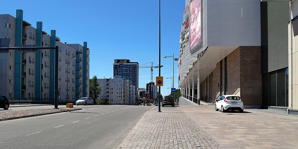 Suomenlahdentie 1