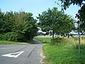 Sustrans Cycle Route 1 Near Broome - geograph.org.uk - 911031.jpg
