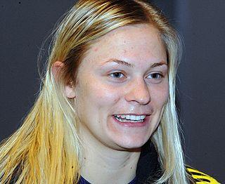 Fridolina Rolfö Swedish footballer