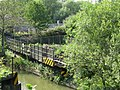 Swing bridge over the canal - geograph.org.uk - 1405691.jpg