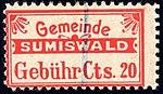Switzerland Sumiswald 1905 revenue 20c 8.jpg