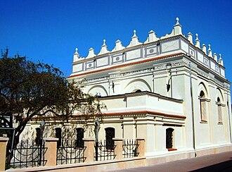 Zamość - Synagogue in Zamość