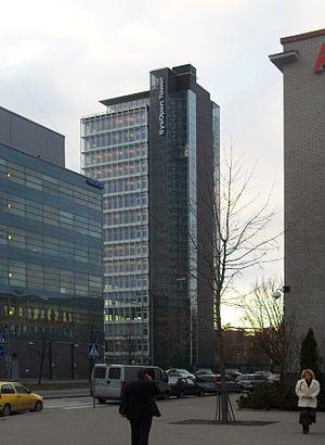 Pitäjänmäki - The Digia tower in Pitäjänmäki