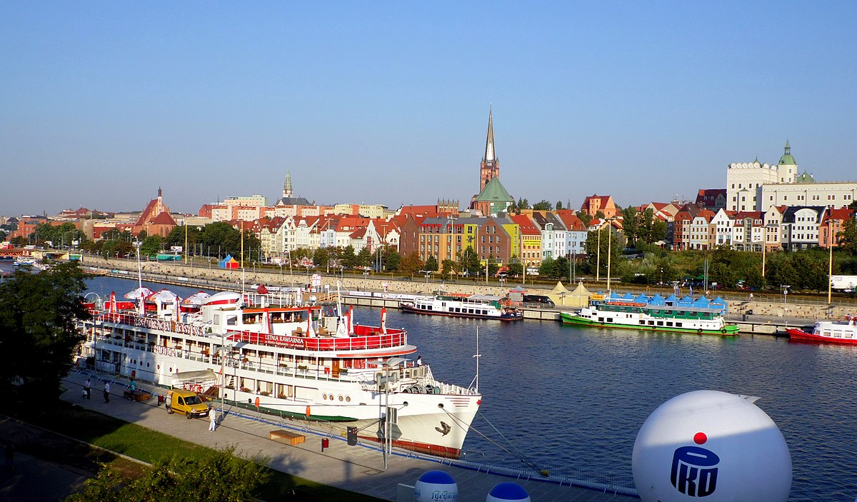 Polen szczecin