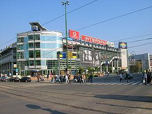 Spar (retailer) - Interspar store in Hungary