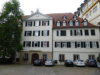 Tübinger Stift seminary