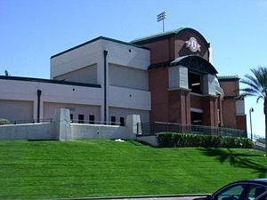 Tempe Diablo Stadium - Image: T Tempe Diablo Stadium 2