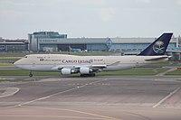 TF-AMP - B744 - CM Airlines