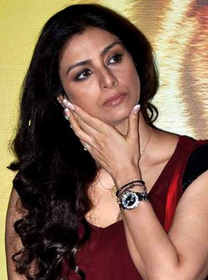 Tabu (actress) - Tabu in 2012