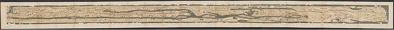 Tabula Peutingeriana (Quelle: Wikipedia - Public Domain)