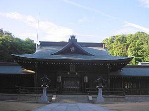 Suma-ku, Kobe - Tainohata Yakuyoke Hachimangu