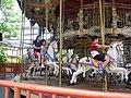 Taipei Children's Recreation Center carousel 20140717.jpg