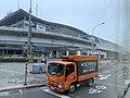 Taipei Nangang Exhibition Center Hall 1 and Taipei MRT Nangang Exhibition Center Station.jpg